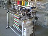 668C SEMI-AUTOMATIC FLAT KNITTING MACHINE